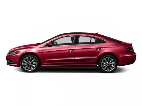 2016 Volkswagen CC Sport Fortana RedBlack V4 20 L Automatic 32 miles  ROADSIDE ASSISTANCE KIT