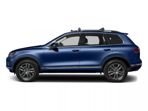 2016 Volkswagen Touareg Executive Reef Blue MetallicJJ V6 36 L Automatic 16 miles The Volkswa