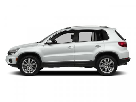 2016 Volkswagen Tiguan S Pure WhiteQR V4 20 L Automatic 24 miles The Tiguan is everything you
