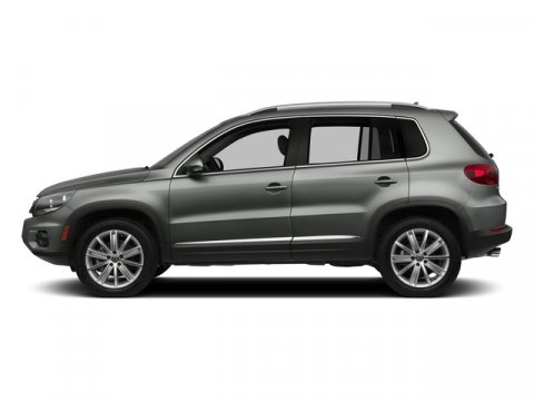 2016 Volkswagen Tiguan SE Pepper Gray MetallicQR V4 20 L Automatic 10 miles The Tiguan is eve