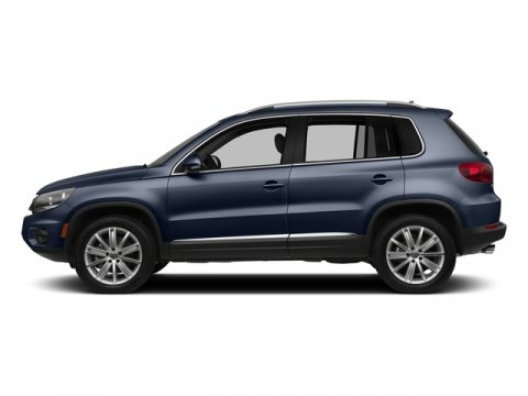 2016 Volkswagen Tiguan S Night Blue MetallicNT V4 20 L Automatic 10 miles The Tiguan is every