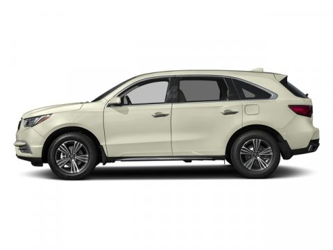 2017 Acura MDX BASE White Diamond PearlPA V6 35 L Automatic 11 miles The 2017 Acura MDX has b