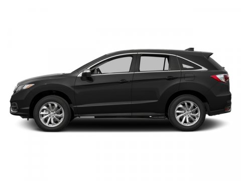 2017 Acura RDX wTechnology Pkg Crystal Black PearlEN V6 35 L Automatic 6 miles The Acura RDX