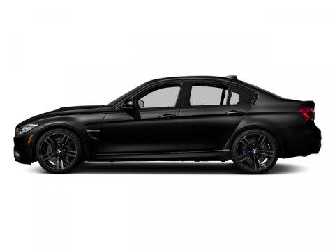 2017 BMW M3 Black Sapphire MetallicBeige V6 30 L Automatic 9 miles  EXECUTIVE PACKAGE -inc R