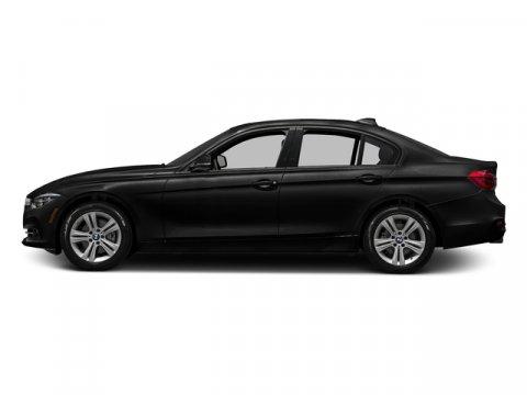 2017 BMW 3 Series 330i Jet BlackKCV1 Venetian Beige Sensatec V4 20 L Automatic 10 miles ABS b