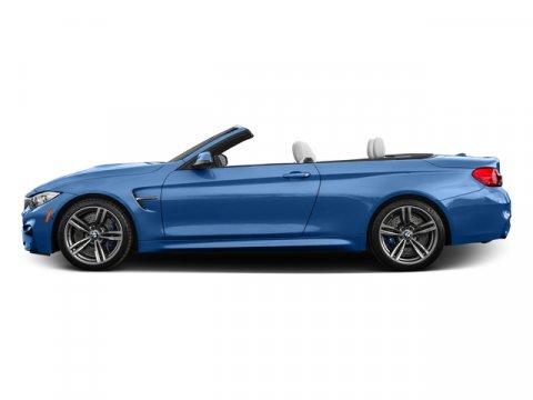 2017 BMW M4 Yas Marina Blue MetallicBlack V6 30 L Automatic 9 miles  LIGHTING PACKAGE -inc A