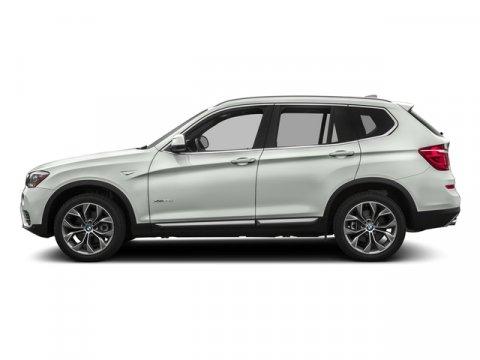 2017 BMW X3 sDrive28i Alpine WhiteBeige V4 20 L Automatic 4474 miles New Price 5 125 off M