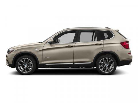 2017 BMW X3 sDrive28i Mineral Silver MetallicBeige V4 20 L Automatic 9 miles  BURL WALNUT WOO