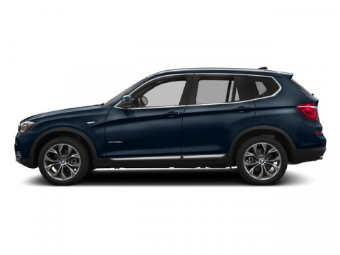 2017 BMW X3 sDrive28i Deep Sea Blue MetallicBlack V4 20 L Automatic 2336 miles 947 off MSRP