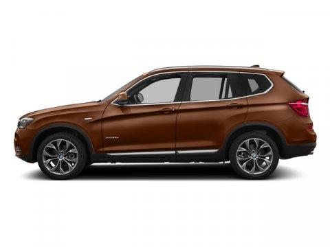 2017 BMW X3 sDrive28i Chestnut Bronze MetallicOyster V4 20 L Automatic 9 miles  CHESTNUT BRON
