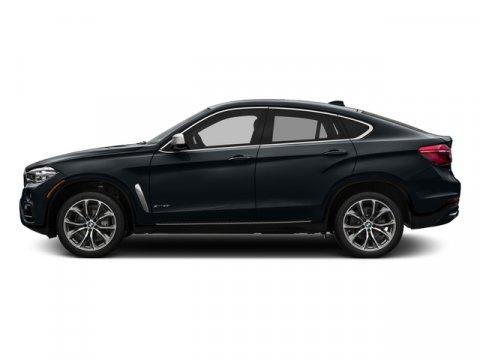 2017 BMW X6 xDrive35i Carbon Black MetallicBlack V6 30 L Automatic 10 miles  DRIVER ASSISTANC