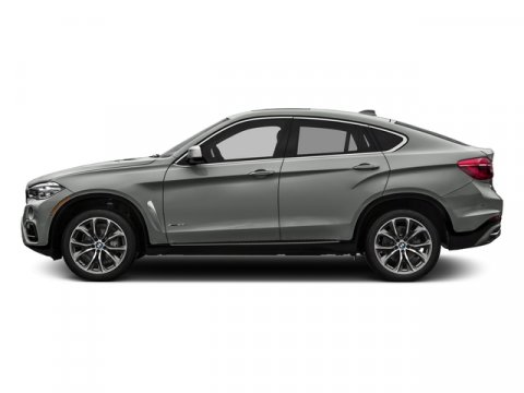 2017 BMW X6 xDrive35i Space Gray MetallicRED V6 30 L Automatic 9 miles  APPLE CARPLAY COMPATI