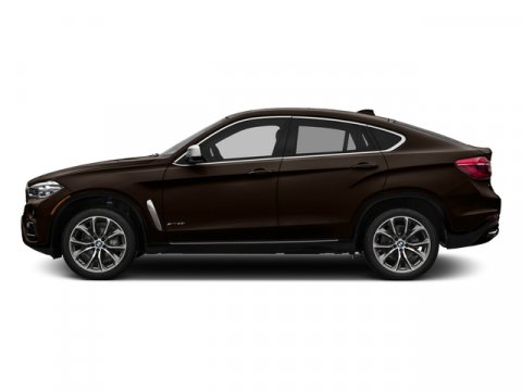 2017 BMW X6 sDrive35i Dark Olive MetallicBlack V6 30 L Automatic 9 miles  DRIVER ASSISTANCE P