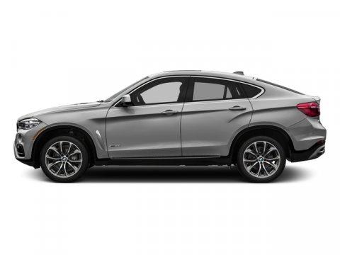 2017 BMW X6 sDrive35i Pearl Silver MetallicWhiteBlack V6 30 L Automatic 2 miles New Price