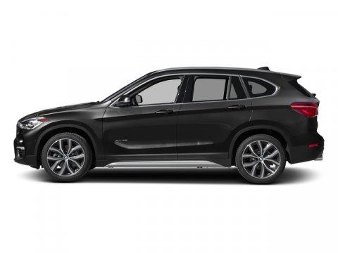 2017 BMW X1 sDrive28i Black Sapphire MetallicBlack V4 20 L Automatic 7 miles  BLACK SAPPHIRE