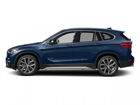 2017 BMW X1 xDrive28i Mediterranean Blue MetallicBlack V4 20 L Automatic 7 miles  DRIVER ASSI