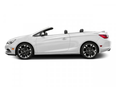 2017 Buick Cascada Premium Summit White V4 16L Automatic 0 miles New Arrival Priced to sell