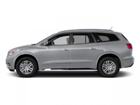 2017 Buick Enclave Leather Quicksilver Metallic V6 36L Automatic 1 miles Buick began its prod