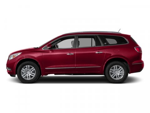 2017 Buick Enclave Premium Crimson Red Tintcoat V6 36L Automatic 3850 miles Buick began its p