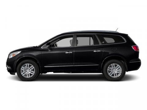 2017 Buick Enclave Leather Ebony Twilight MetallicEbony with Ebony interior accents V6 36L Auto