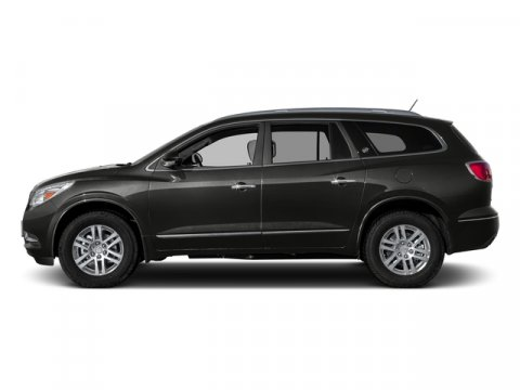 2017 Buick Enclave Leather Iridium Metallic V6 36L Automatic 0 miles Buick began its product