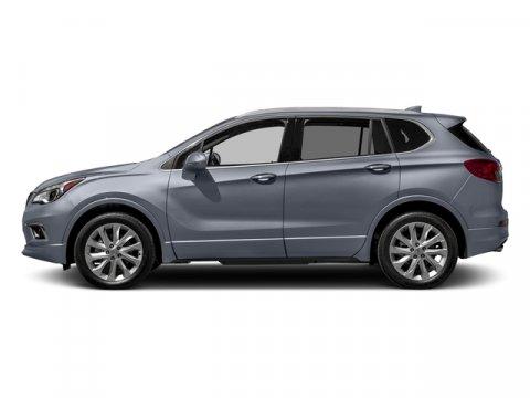 2017 Buick Envision Premium II Galaxy Silver MetallicEbony V4 20L Automatic 150 miles The Bui