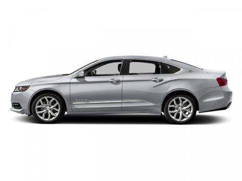 2017 Chevrolet Impala Premier Silver Ice MetallicJet Black V6 36L Automatic 0 miles MSRP 39