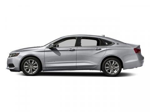 2017 Chevrolet Impala LT Silver Ice Metallic V6 36L Automatic 9 miles MSRP 36 07000Dealer