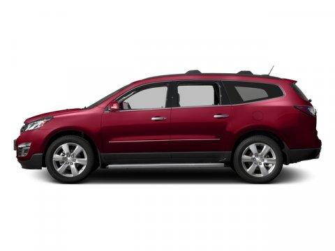 2017 Chevrolet Traverse Premier Siren Red Tintcoat V6 36L Automatic 8 miles MSRP 46 77500