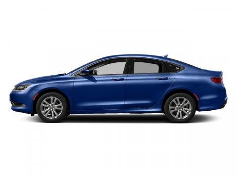 2017 Chrysler 200 Limited Platinum Vivid Blue Pearlcoat V6 36 L Automatic 0 miles BACK-UP CAM