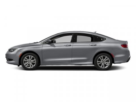 2017 Chrysler 200 Limited Platinum Billet Silver Metallic Clearcoat V4 24 L Automatic 0 miles