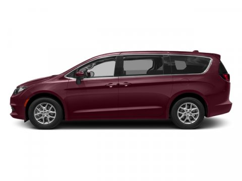 2017 Chrysler Pacifica Touring-L Velvet Red Pearlcoat V6 36 L Automatic 0 miles BACK-UP CAMER