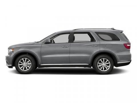 2017 Dodge Durango SXT Billet Metallic Clear Coat V6 36 L Automatic 0 miles ALL WHEEL DRIVE