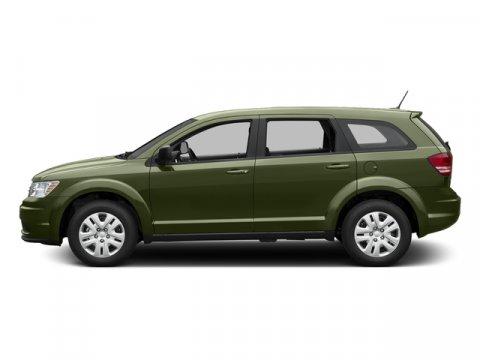 2017 Dodge Journey SE Verde Oliva Olive Green V4 24 L Automatic 0 miles MP3 Player KEYLESS