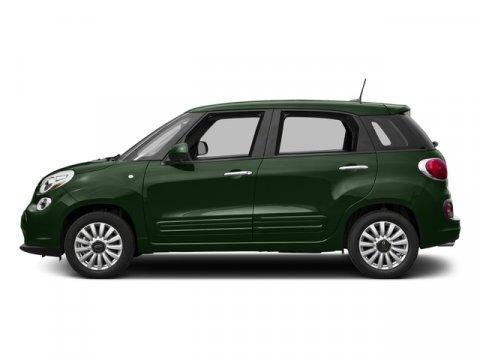 2017 FIAT 500L Pop Verde Bosco Perla Forest Green V4 14 L Automatic 0 miles BLUETOOTH MP3