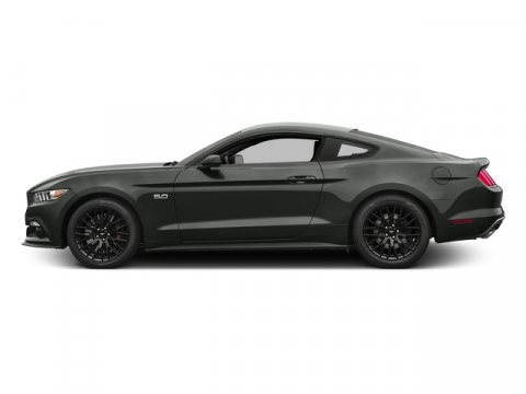 2017 Ford Mustang GT Magnetic MetallicEbony V8 50 L Manual 0 miles The Ford Mustang is an Ame