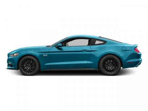 2017 Ford Mustang GT FASTBK Lightning Blue Metallic V8 50 L  0 miles The Ford Mustang is an A