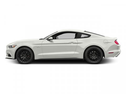 2017 Ford Mustang MUSTANG GT COUPE White Platinum Metallic Tri-CoatEbony V8 50 L  0 miles The