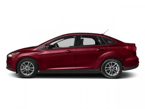2017 Ford Focus SE Ruby Red Metallic Tinted ClearcoatChar Blk Clth Frnt Bkts V3 10 L Variable