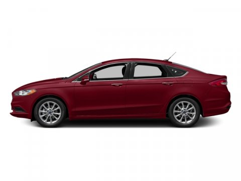 2017 Ford Fusion SE Ruby Red Metallic Tinted Clearcoat V4 15 L Automatic 0 miles The newly de