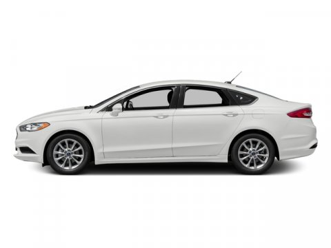 2017 Ford Fusion SE Oxford White V4 25 L Automatic 0 miles The newly designed Ford Fusion is