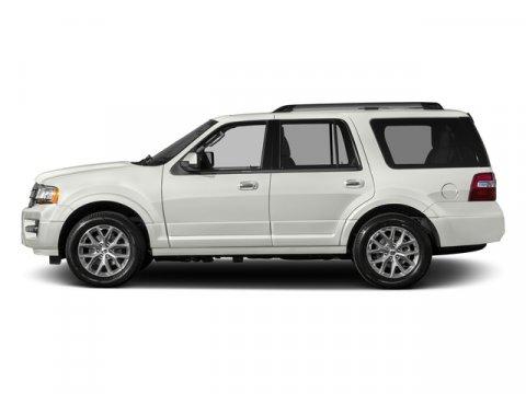 2017 Ford Expedition Limited White Platinum Metallic Tri-CoatDne Htd Perf Lth Bkt V6 35 L Autom