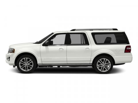 2017 Ford Expedition EL Platinum White Platinum Metallic Tri-CoatEbony V6 35 L Automatic 0 mil