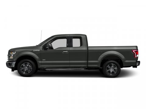 2017 Ford F-150 XLT Magnetic MetallicMed Earth Gry Cloth V6 27 L Automatic 0 miles Ford F-150