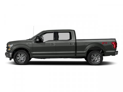 2017 Ford F-150 Lariat Magnetic MetallicBlk Leather-Trimmed Bucket Sea V6 35 L Automatic 0 mil