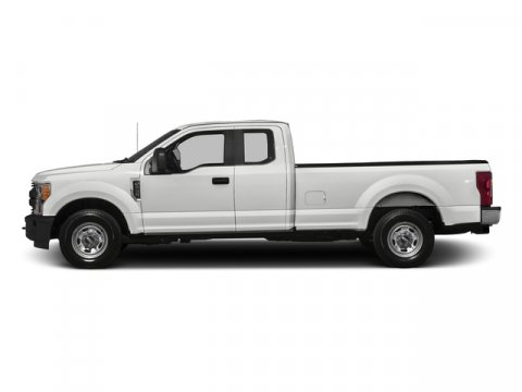 2017 Ford Super Duty F-350 SRW XL Oxford WhiteMed Earth Gry Hd Vinyl V8 62 L Automatic 0 miles