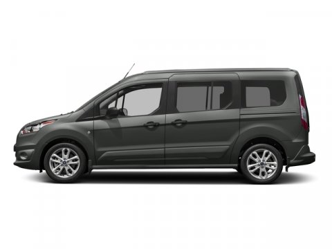 2017 Ford Transit Connect Wagon XLT Magnetic MetallicBlack V4 25 L Automatic 0 miles With its