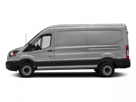2017 Ford Transit Van TRAN 250 MR VAN Ingot Silver MetallicPewter V6 37 L Automatic 0 miles