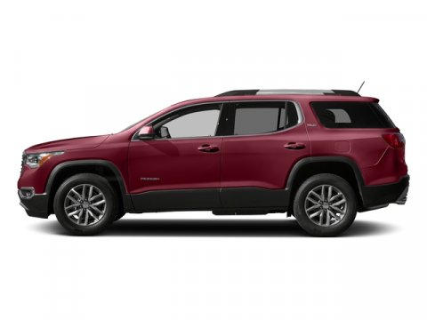 2017 GMC Acadia SLE Crimson Red TintcoatJET BLK  PREMIUM CLOTH V4 25 Automatic 4 miles Introd