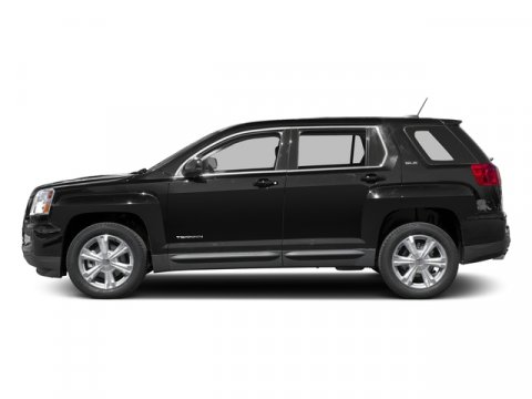 2017 GMC Terrain SLE Onyx Black V4 24L Automatic 0 miles The Terrain is the Crossover that st
